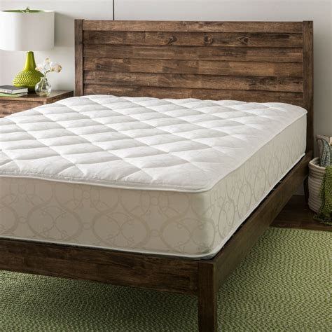 Bed Mattress by Select Luxury 10 Inch Size Sided Quilted