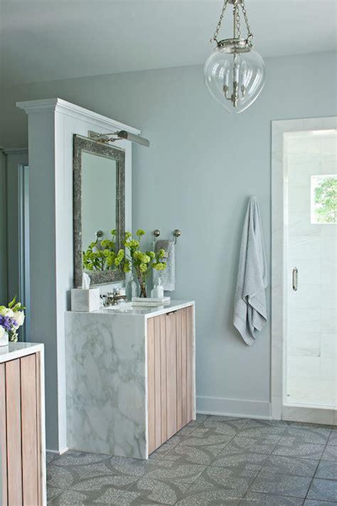 White Spa Bathroom by Spa Like Bathroom Cottage Bathroom Sherwin Williams