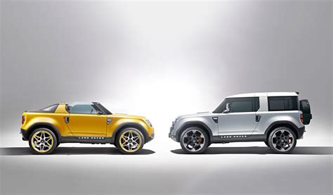 land rover dc100 land rover dc100 and dc100 sport concepts car body design