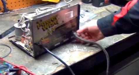 how to fix and repair an ez go powerwise golf cart charger ezgo powerwise golfcarts