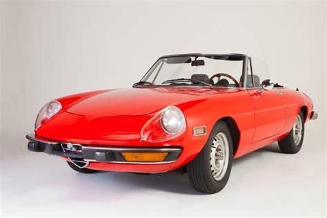 1972 Alfa Romeo Spider Veloce 2000  Auto Restorationice