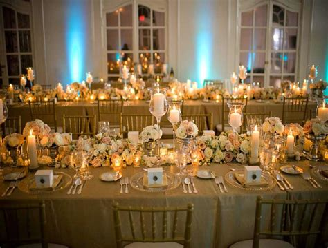 50th wedding anniversary decorations ideas