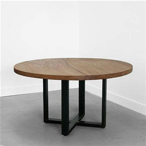 Runde Tische Holz by American Retro To Do The Wrought Iron Cafe Tables And