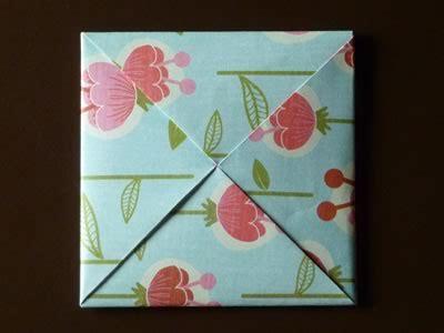 beautiful origami envelope folding instructions  video