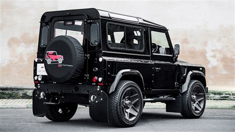 land rover kahn 2016 kahn land rover defender xs 90 the end edition