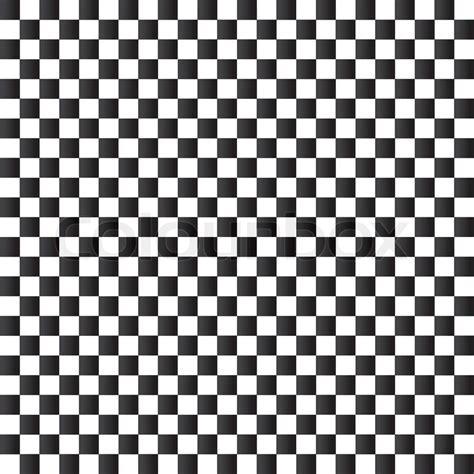 Karierte Flagge Hintergrund Nahtlose Schachbrett