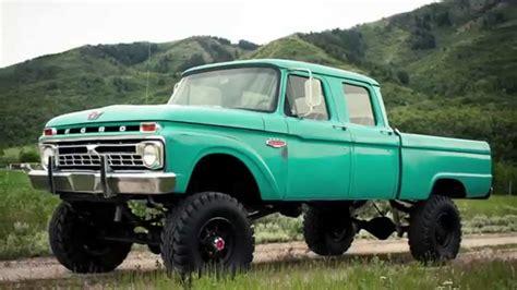 ford  crew cab original barnfind survivor body