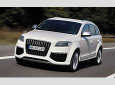 2009 Audi Q7 V12 TDI Diesel – Review – Car and Driver