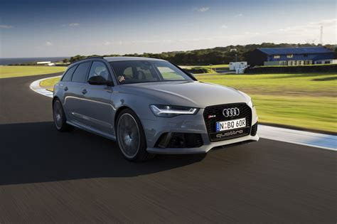 2016 Audi Rs6 And Rs7 Performance