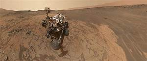 Curiosity Rover could have discovered liquid water on Mars ...