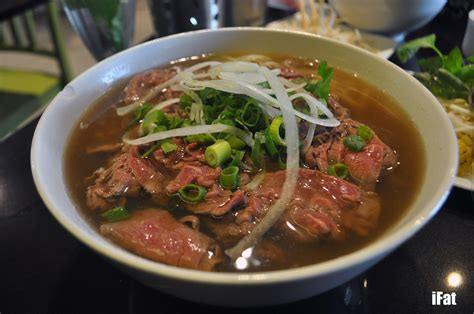 mint pho and cuisine burwood ifat food
