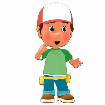 Manny Handy Fanart Tv Character