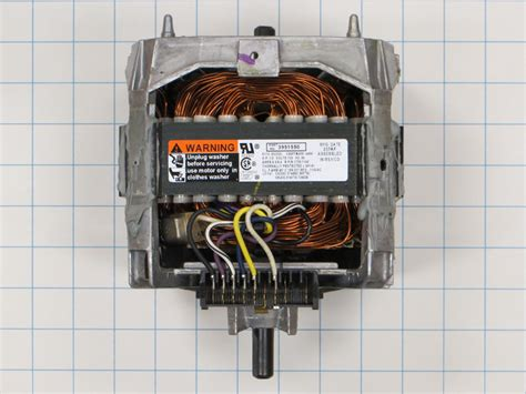 wp661600 new whirlpool kenmore maytag washer motor