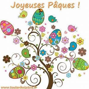 Joyeuses Paques Images : toutenboisetcie ~ Voncanada.com Idées de Décoration