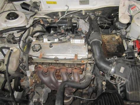 Mitsubishi Galant 2001 Parts by Parting Out 2001 Mitsubishi Galant Stock 120104 171 Tom