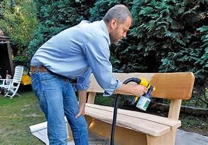 Holz Mit Wandfarbe Streichen : holz streichen lasuren lacke le ~ Lizthompson.info Haus und Dekorationen