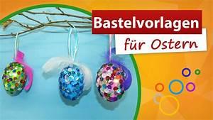 Ostereier Gestalten Kindergarten : bastelvorlagen f r ostern ostereier mit pailletten verzieren trendmarkt24 youtube ~ Orissabook.com Haus und Dekorationen