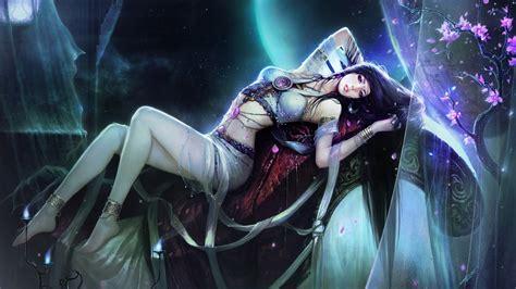 beautiful fantasy girl wallpapers hd wallpapers id
