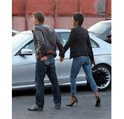 Halle Berry And Olivier Martinez Out At Matsuhisa  Zimbio