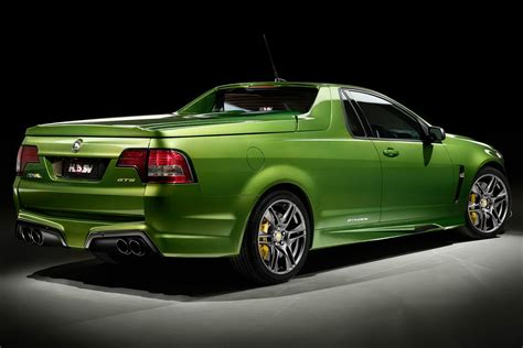 holden gts new holden hsv gts maloo is mad has 577 hp