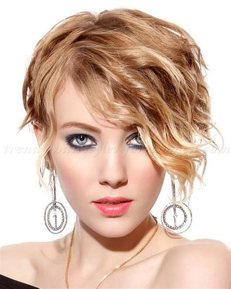 short wavy hairstyles   wavy hairstyle for short hair