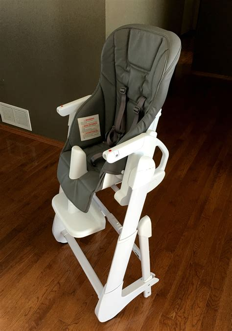 Joovy High Chair Wood by Joovy Nook High Chair White Chairs Model