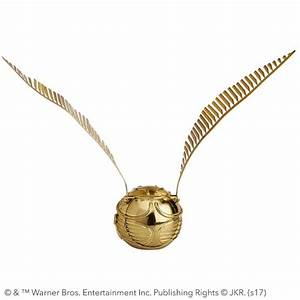 HARRY POTTER™ GOLDEN SNITCH™ Clock PBteen