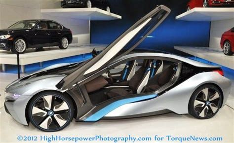 Bmw I8 To Pack 393hp, 406tq, 0-62 Under 5 Seconds