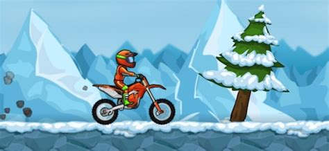 Extreme Motocross Racing Game Online