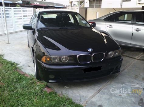 Bmw 528i 2000 2.8 In Penang Automatic Sedan Black For Rm