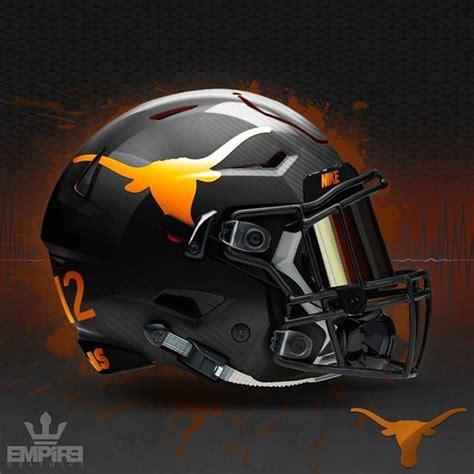 football helmet designer 1000 images about i the longhorns on