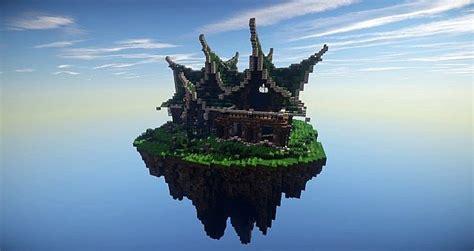 elven map pack minecraft building