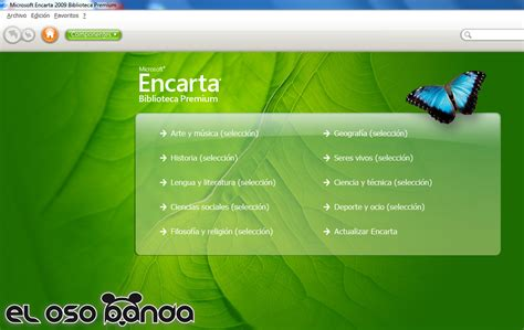 descargar encarta 2009 para windows 8