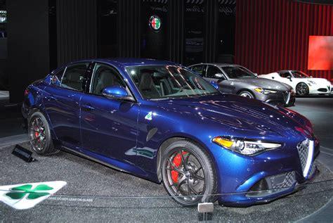 Detroit 2018 Alfa Romeo Giulia Qv Gtspirit