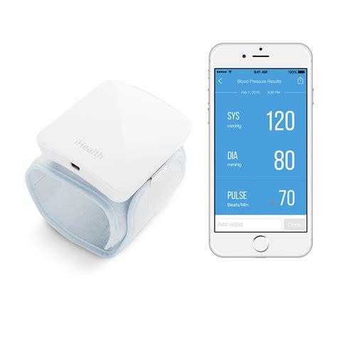 Amazon.com: iHealth Sense Wireless Wrist Blood Pressure
