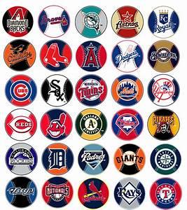 major league baseball logo | MLB Major League Baseball ...