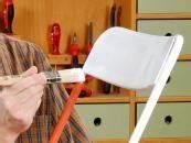 Kunststoffbeschichtete Möbel Streichen : kunsstoffe lackieren so gelingt es bauhaus ~ Markanthonyermac.com Haus und Dekorationen