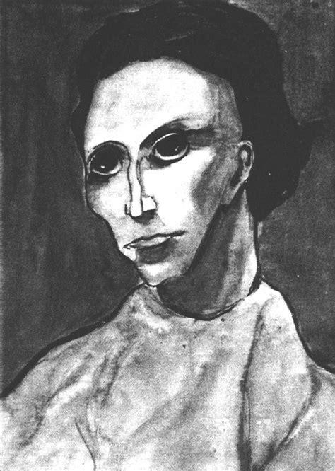 Anna Kavan: Self-Portrait
