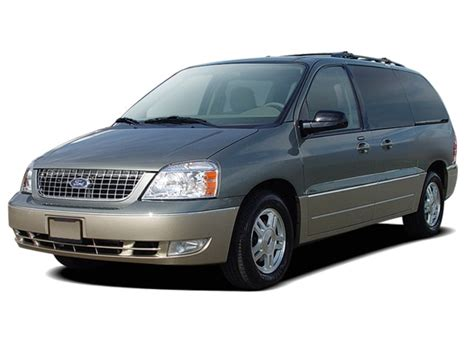 2006 Ford Minivan by 2006 Ford Freestar Reviews And Rating Motor Trend