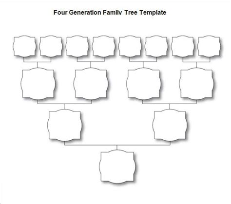 tree template print out c 25 unique family tree template word ideas on pinterest