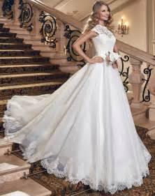 wedding dress with 2015 wedding dress with sleeveless and with jacket floor length princess o neck