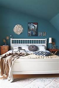 Welche Wandfarbe Schlafzimmer : die besten 17 ideen zu wandfarbe schlafzimmer auf pinterest graue wand schlafzimmer grau blau ~ Markanthonyermac.com Haus und Dekorationen