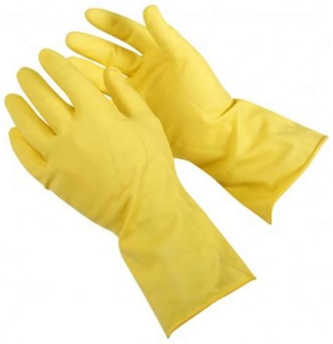 disposable toilet yellow rubber gloves b l mastercare