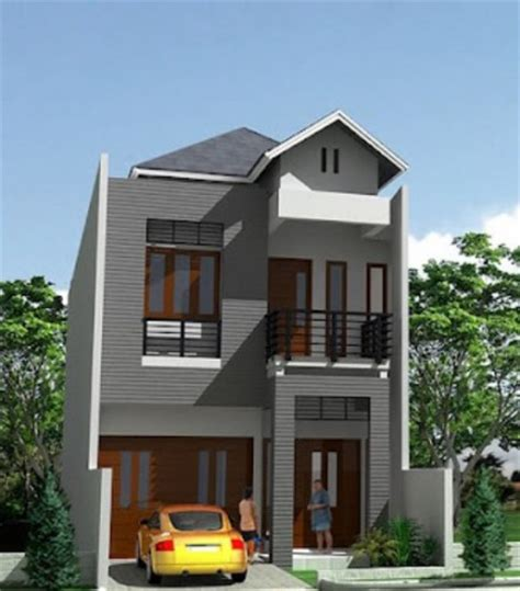 rumah minimalis  lantai tipe kecil  age