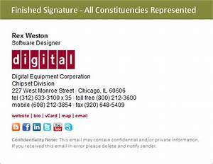 blog evercontact With company email signature templates