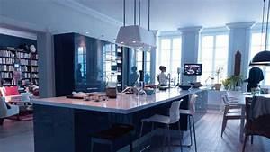 Quel éclairage pour l îlot central de ma cuisine ? Diaporama Photo