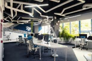 quirky spaceship as game studio office by ezzo design