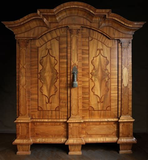 antike möbel berlin gro 223 er repr 228 sentativer barockschrank sachsen um 1740
