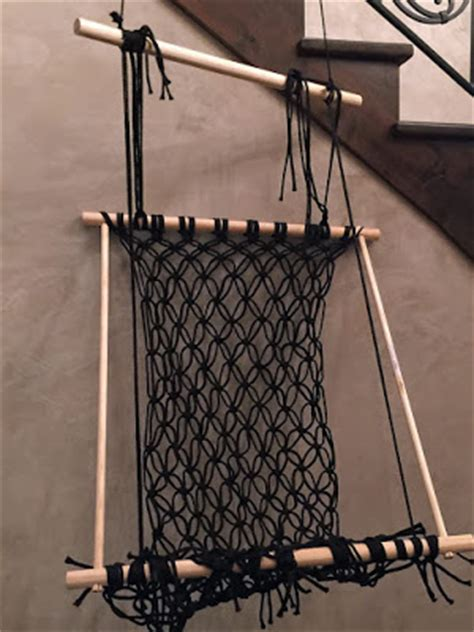 macrame hammock patterns  instructions guide patterns