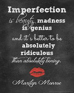 Marilyn Monroe Quotes: Use My Free Printables To Make Wall ...